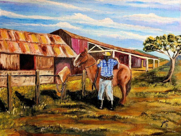 La Vida del Gaucho - Lidu's Arts