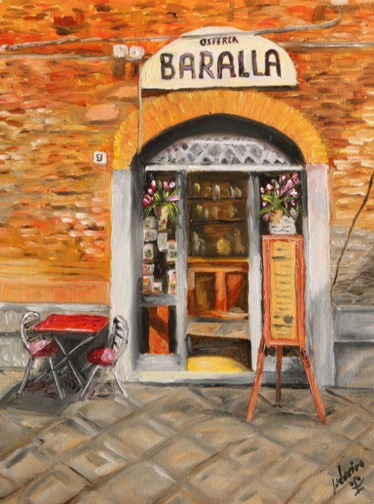 Osteria Baralla - Lidu's Arts