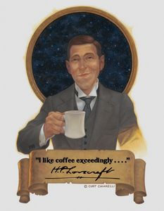 Lovecraft and the Joys of Coffee