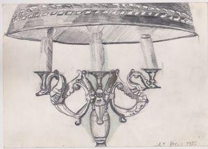 Lamp Holder Paris 1985