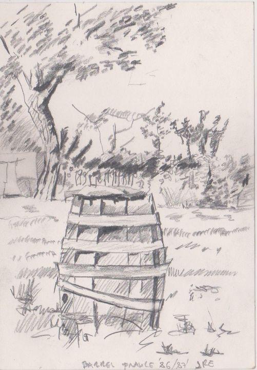 Barrel France 86/87 - Ivyemaye