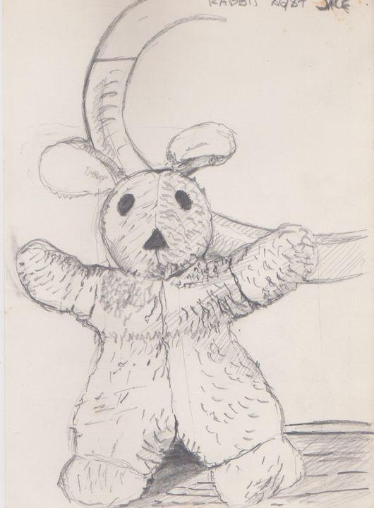 Toy Rabbit - Ivyemaye