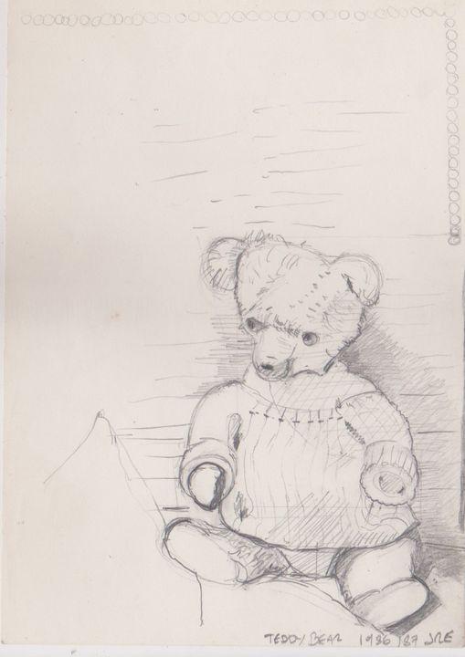 Clothed Teddy - Ivyemaye