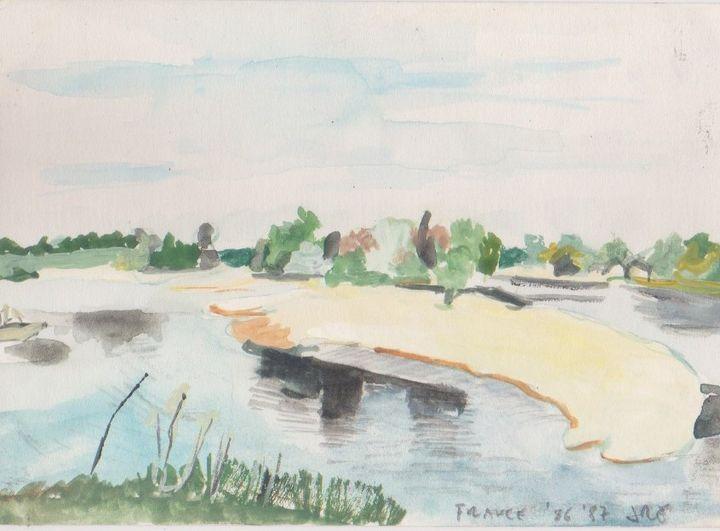 France River 86 87 - Ivyemaye