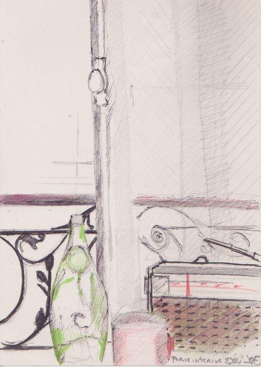 Second Parisian Interior 82/83 - Ivyemaye