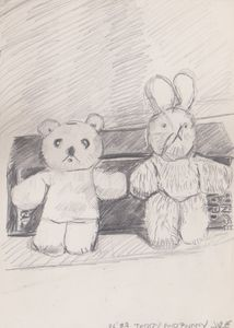 Teddy and Bunny 86 87