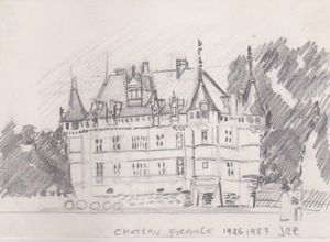 Chateau France 1986