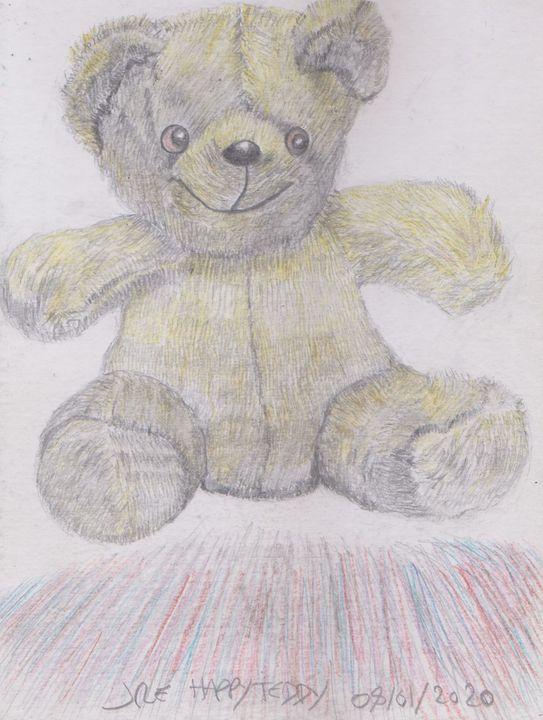 Happy Teddy - Ivyemaye