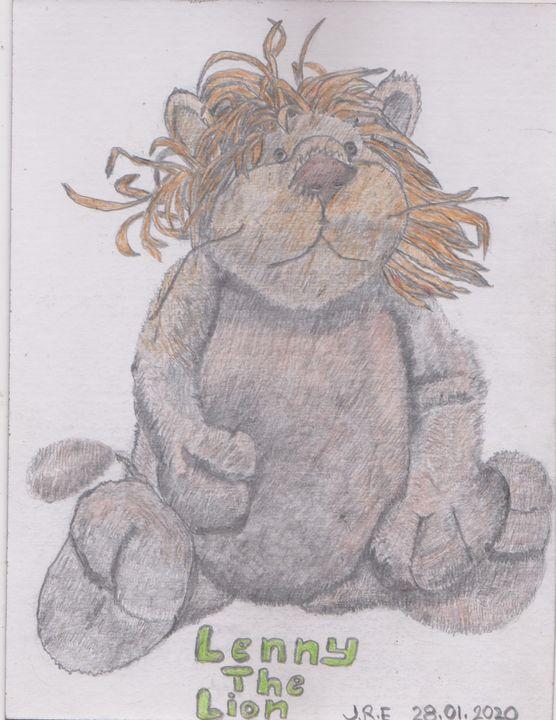 Lenny the Lion 2 - Ivyemaye