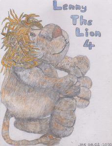 Lenny The Lion 4