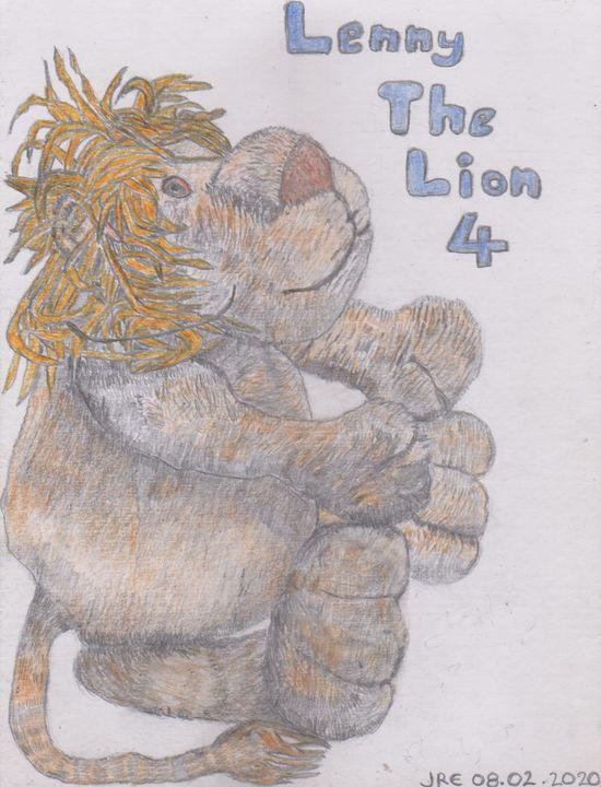 Lenny The Lion 4 - Ivyemaye