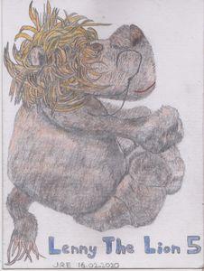 Lenny The Lion 5