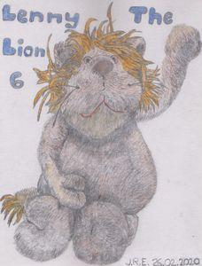 Lenny The Lion 6