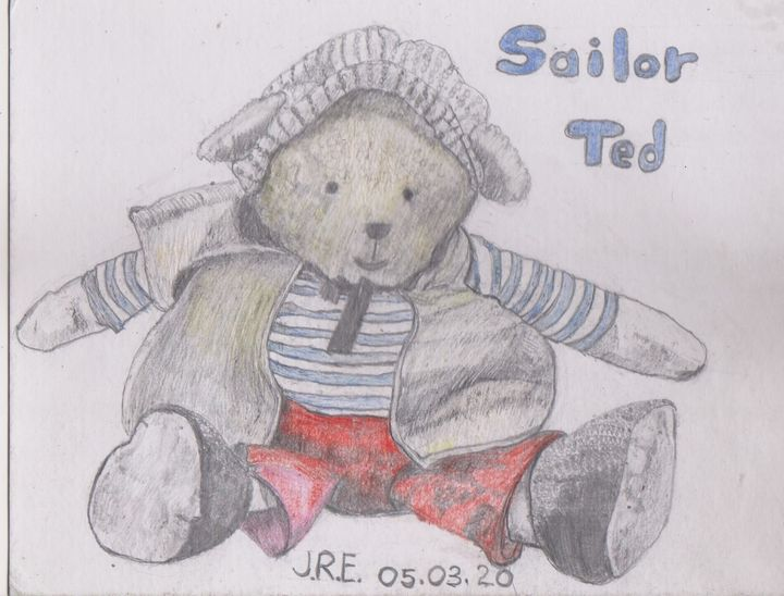Sailor Ted - Ivyemaye