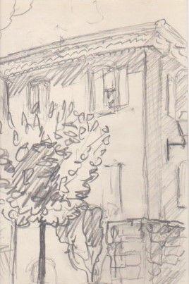 Building, Provence, France - Ivyemaye