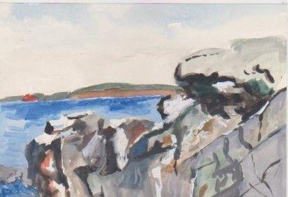 Seascape Cornwall - Ivyemaye