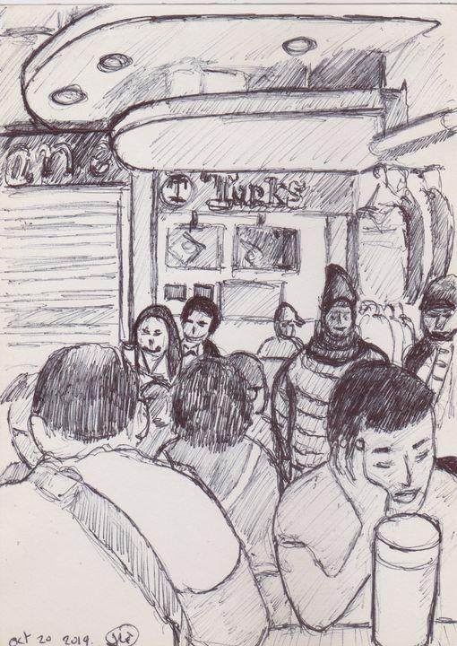 One Six Eight Food Hall - Ivyemaye
