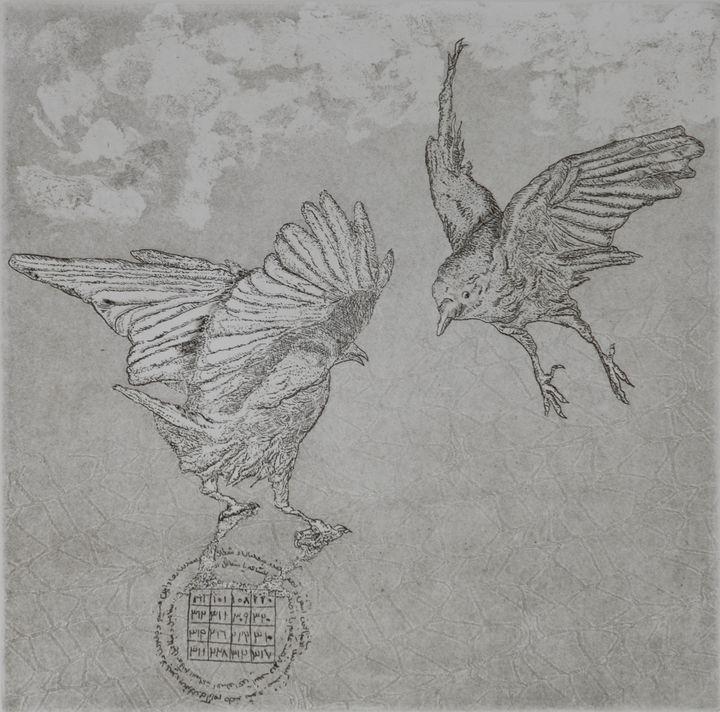 Il corvo - Studio Lab 138
