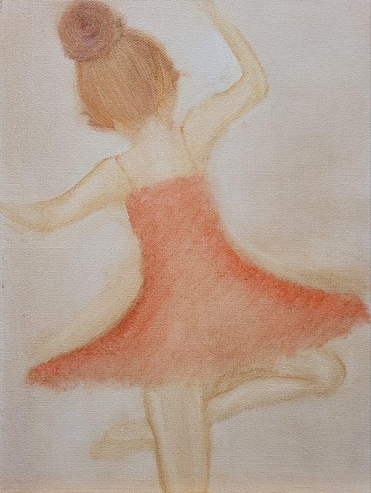 Ballerina - A. Davis