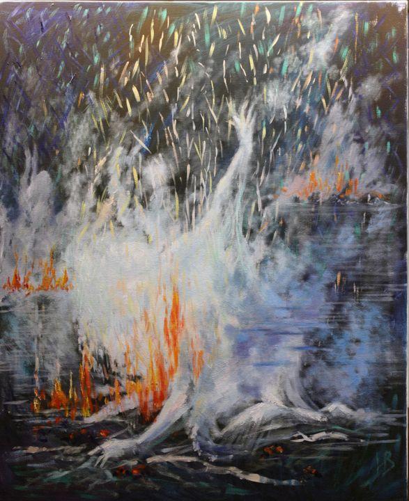 Sentimientos quemados - Natalia Ishtrikova Artemidy