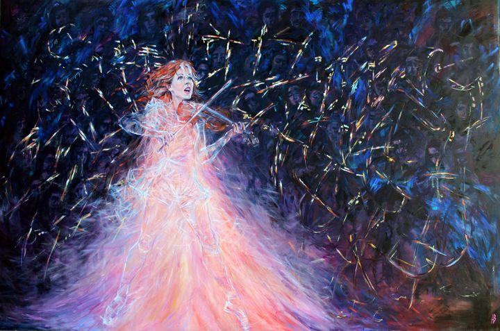 Glow of Inspiration - Natalia Ishtrikova Artemidy