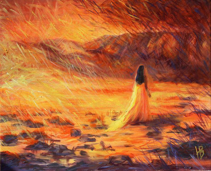 Hot winds of life - Natalia Ishtrikova Artemidy