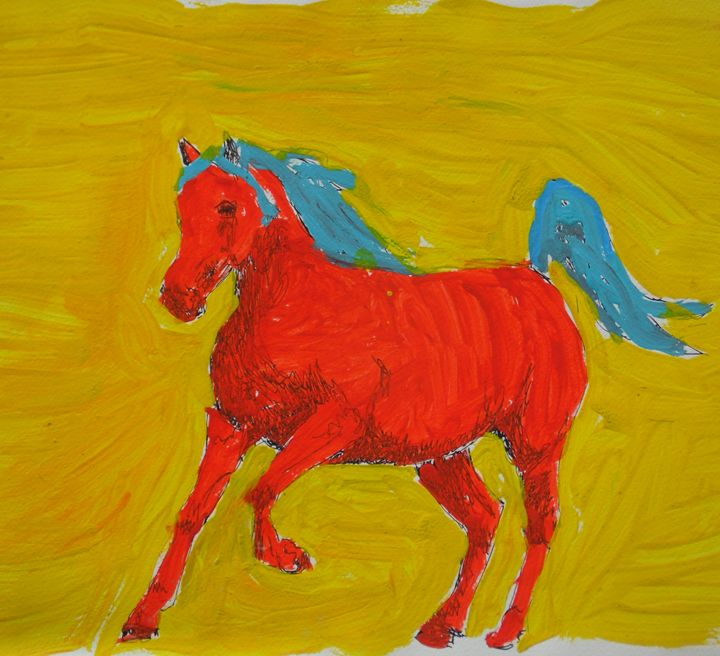Red Pony - Kleckerlabor