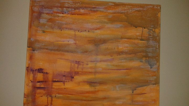 Safari sands at sundown - Galeria Diana Maianu