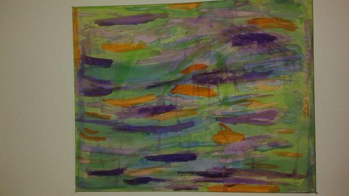 The Purple Islands - Galeria Diana Maianu