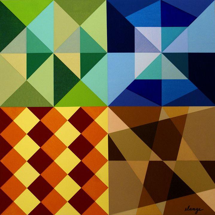 4 Different Corners - Ejlangeart