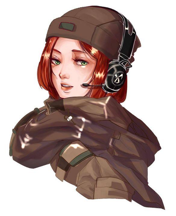 Character design - JayKim