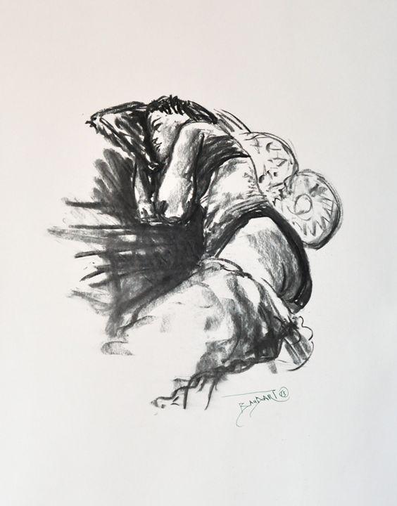 Le sommeil de Grace - Eric Baudart