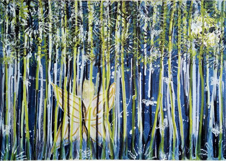 The Fairy Forest - ElnaVlokArt