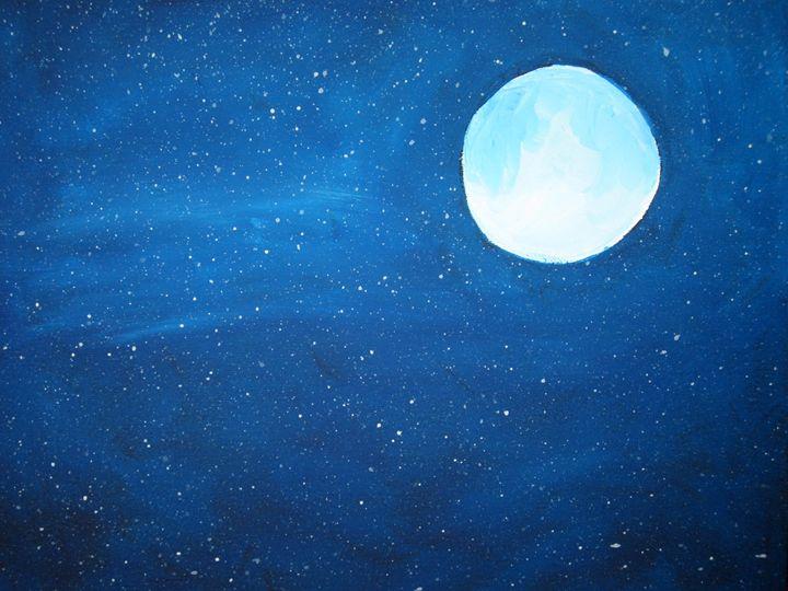 Night Sky - Stacy Krise