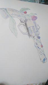 Rose gun