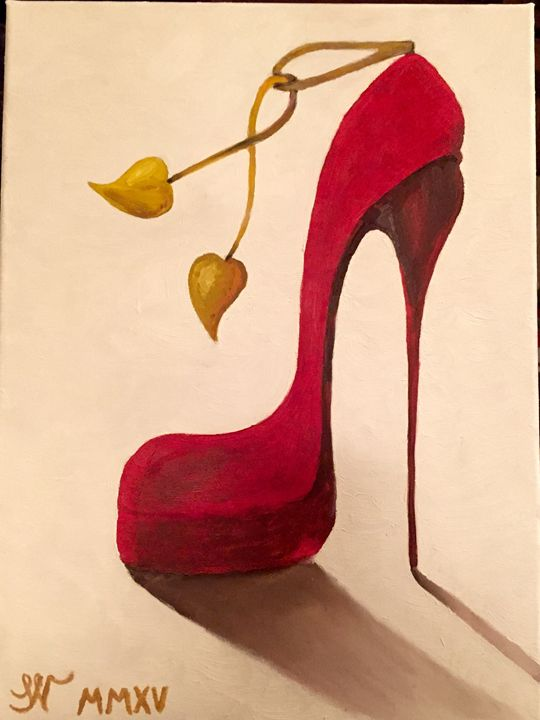 Red and gold - IriNi
