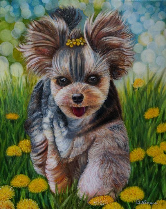 Joy of Life - Sue Nomura Fine Art Studio