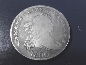 1800 Draped Bust Dollar #2