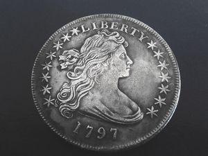 1797 Draped Bust Dollar #2