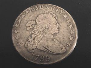 1799 Draped Bust Dollar #3