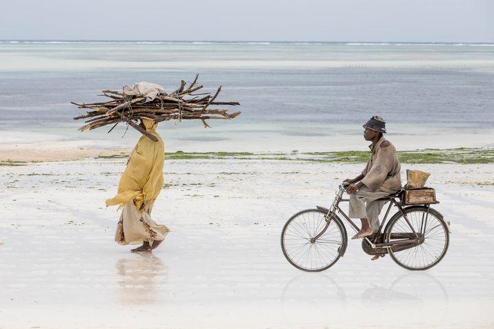 Beach life - Robin Batista Zanzibar