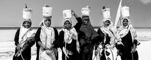 Seaweed farmers - Robin Batista Zanzibar