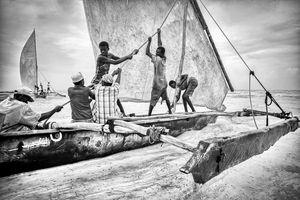 Family fishermen