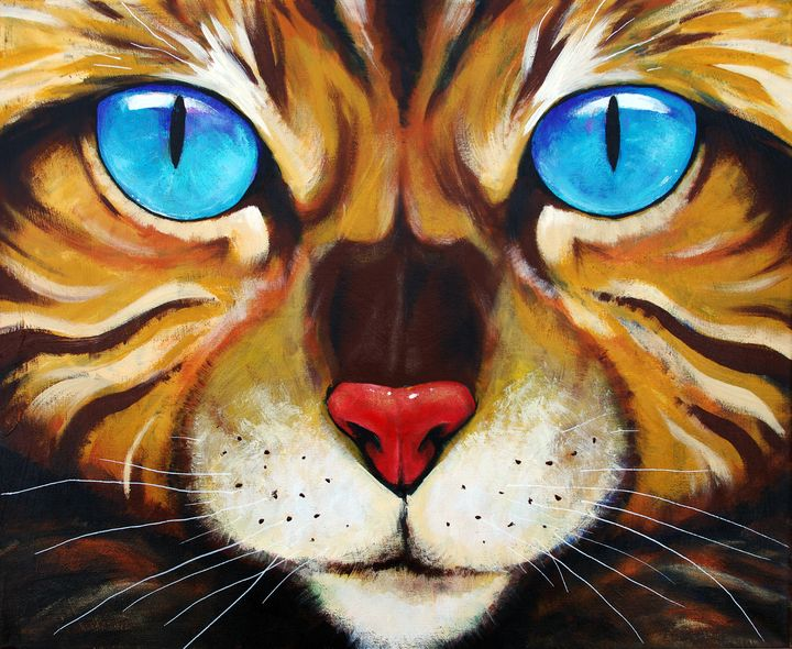 Bengal cat - Vinadelle