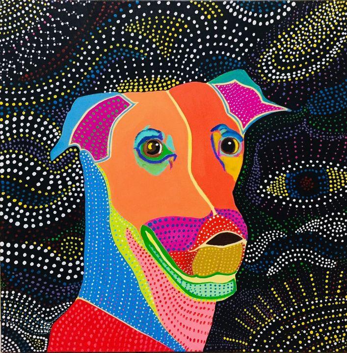 Happy Muti - Pei's Painting world
