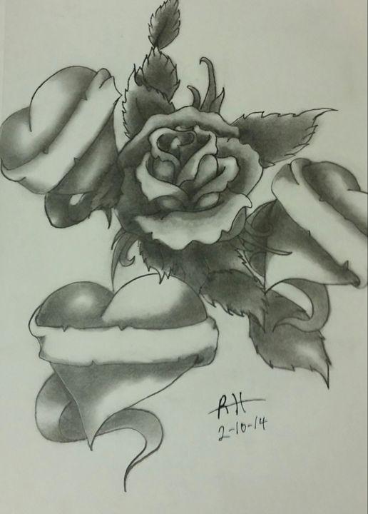 Passion - Ryan's Art