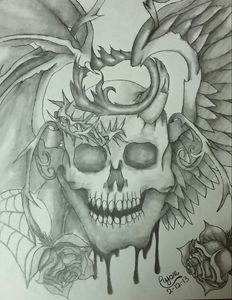 Good and Evil - Ryan's Art