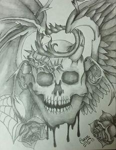 Good and Evil - Ryan's Art