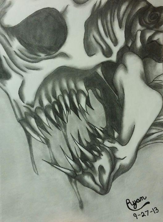 Jack Frost - Ryan's Art