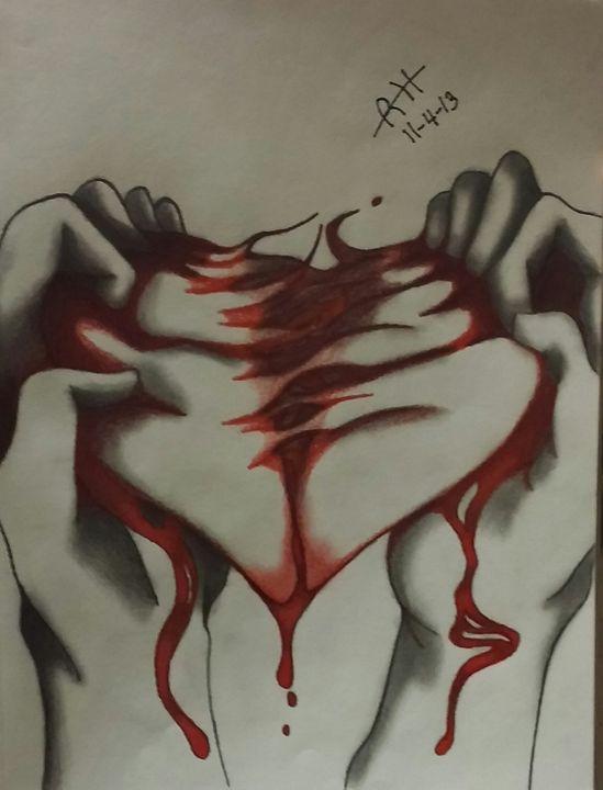 Heart Break - Ryan's Art